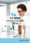 thumbnail image: 1H NMR of Organic Compounds 2014