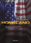 Die Philosophie bei Homeland: Moralische und ethische Fragen im Kampf gegen den Terror (352780756X) cover image