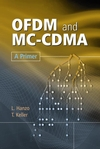 OFDM and MC-CDMA: A Primer (0470030070) cover image