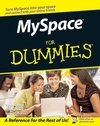 MySpace For Dummies (0470134070) cover image
