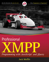 Professional XMPP Programming with JavaScript and jQuery (0470606770) cover image