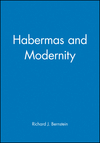 Habermas and Modernity (0745600670) cover image