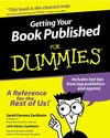 Getting Your Book Published For Dummies (0764552570) cover image