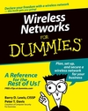 Wireless Networks For Dummies (0764579770) cover image