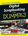 Digital Scrapbooking For Dummies (1118070070) cover image