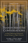 Transformative Conversations: A Guide to Mentoring Communities Among Colleagues in Higher Education (1118288270) cover image