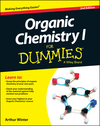 Organic Chemistry I For Dummies, 2nd Edition (1118828070) cover image