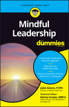 Mindful Leadership For Dummies (1119068770) cover image