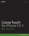 Cocoa Touch for iPhone OS 3 (0470604271) cover image