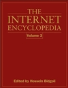 The Internet Encyclopedia, Volume 3 (P - Z) (0471689971) cover image