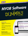 MYOB Software for Dummies - Australia, 8th Australian Edition (0730315371) cover image