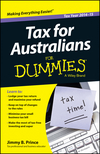 Tax for Australians for Dummies, 2014 - 15 Edition (0730319571) cover image