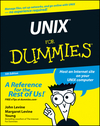 UNIX For Dummies, 5th Edition (0764541471) cover image