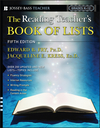 The Reading Teacher's Book Of Lists, 5th Edition (0787982571) cover image