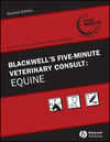 Blackwell's Five-Minute Veterinary Consult: Equine, 2nd Edition (0813814871) cover image