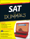 SAT For Dummies, with CD, Premier 8th Edition