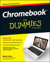 Chromebook For Dummies (1118951271) cover image