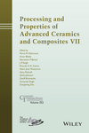 Processing and Properties of Advanced Ceramics and Composites VII (1119183871) cover image