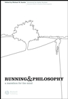 Running and Philosophy: A Marathon for the Mind (1405167971) cover image