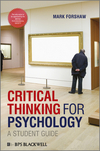 thumbnail image: Critical Thinking For Psychology A Student Guide