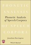 Phonetic Analysis of Speech Corpora (1405199571) cover image
