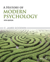 A History of Modern Psychology, 5th Edition (EHEP003171) cover image