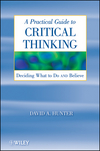 thumbnail image: A Practical Guide to Critical Thinking: Deciding What to Do and Believe