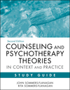 Counseling and Psychotherapy Theories in Context and Practice Study Guide, 2nd Edition (0470904372) cover image
