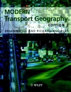 Modern Transport Geography, 2nd Edition (0471977772) cover image