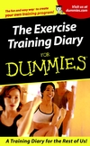The Exercise Training Diary For Dummies (0764553372) cover image
