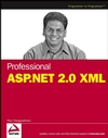 Professional ASP.NET 2.0 XML (0764596772) cover image