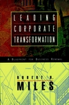 Leading Corporate Transformation: A Blueprint for Business Renewal (0787903272) cover image