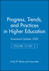 Assessment Update: Progress, Trends, and Practices in Higher Education, Volume 14, Number 2, 2002 (0787962872) cover image