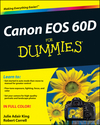 Canon EOS 60D For Dummies (1118036972) cover image