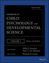 Handbook of Child Psychology and Developmental Science, Volume One, Theory and Method, 7th Edition (1118136772) cover image