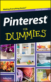 Pinterest For Dummies, Pocket Edition (1118398572) cover image