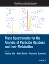 thumbnail image: Mass Spectrometry for the Analysis of Pesticide Residues and their Metabolites