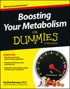 Boosting Your Metabolism For Dummies (1118501772) cover image