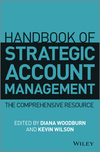 Handbook of Strategic Account Management: A Comprehensive Resource (1118509072) cover image