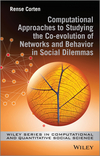 thumbnail image: Computational Approaches to Studying the Co-evolution of Networks and Behavior in Social Dilemmas