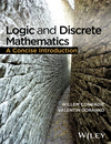 thumbnail image: Logic and Discrete Mathematics: A Concise Introduction