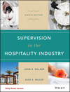 Student Study Guide to accompany Supervision in the Hospitality Industry, 8e (1119148472) cover image