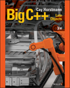 Big C++: Late Objects, Enhanced eText, 3rd Edition (1119402972) cover image