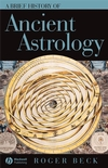 A Brief History of Ancient Astrology (1405110872) cover image