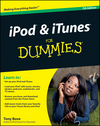 iPod and iTunes For Dummies, 7th Edition (0470525673) cover image