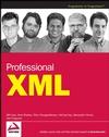 Professional XML (0471777773) cover image