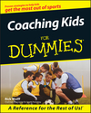 Coaching Kids For Dummies (0764551973) cover image