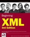 Beginning XML, 3rd Edition (0764570773) cover image