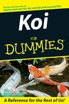 Koi For Dummies (1118068173) cover image