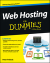 Web Hosting For Dummies (1118540573) cover image